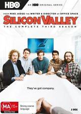 Silicon Valley : Season 3 (DVD, 2017, 2-Disc Set)