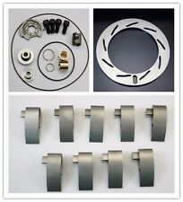 Ford Powerstroke Powermax GT37VA Turbo Vanes 15mm+Unison Ring+Rebuild Kit