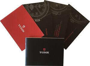 Tudor Watch Instructions Book Booklet Manual 2007-2015 Various Languages-Pick 1