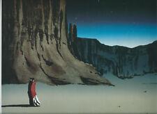 "R.C.Gorman - ""Lady in Canyon, Night"" 11 x 14  Southwest, Western Art Print"
