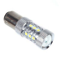 80W 1157 BAY15D 16*OSRAM LED Car Tail Brake Stop Light Bulb Lamp White S4K3