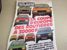 L AUTO JOURNAL - N° 9  - ANNEE  1978  *