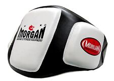 Boxing Body Protector Kickboxing Training Jumbo Belly Guard Pad Shield Gym Pro