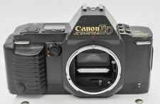 Canon T70 T-70 35mm Film FD Lens Mount SLR Camera Body Only - 08/1984