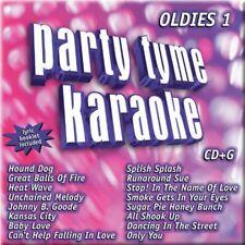 Party Tyme Karaoke - Oldies 1 16-song CD+G