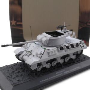 WWII BELGIUM M36 JACKSON 814TH TANK DESTROYER BATTALION 1/43 DIECAST MODEL TANK