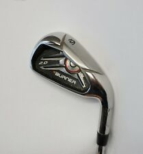 TaylorMade Burner 2.0 Chrome 6 Iron True Temper R300 Regular Steel Shaft