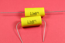 2 PCS - LARGE CAPACITOR 2.7uF 200 VAC - T. I. 2101