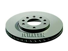 2x Brake Discs (Pair) Vented Front 280mm VAU101 Juratek Set 569060 569066 New