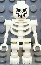 Lego Skeleton Minifigure Halloween Evil White Angry Mad eyes Harry Potter CASTLE