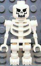 Lego Skeleton Minifigure Halloween Evil White Angry Mad eyes Harry Potter CASTLE