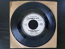 Hank & Dean Possum Hollow Tennessee/Rosanna Promo 45 Record Item #2918