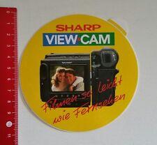 ADESIVI/Sticker: Sharp View Cam (04011752)