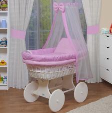 WALDIN bébé Chariot enfants,couchette bébé XXL NEUF ! Rose