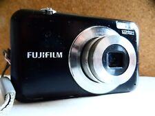 Fujifilm FinePix JV Series JV110 12.2MP Digital Camera - Black