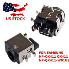 DC IN POWER JACK SOCKET CHARGING PORT SAMSUNG NP-QX411 QX411 NP-QX411-W01US TB
