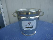 vintage retro anodised aluminium ice bucket asti spumante martini & rossi large