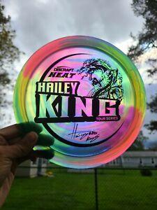 Disc Golf Discraft 🔥 Tour Series 🔥 Metallic Z 🔥 Hailey King 🔥 Heat 🔥 175g