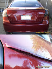 2008-09 UNPAINTED PONTIAC G8 SEDAN 4Dr SK DESIGN TRUNK LIP SPOILER WING
