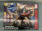 Superion Transformers Combiner Wars G2 New in Box