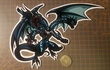 Yugioh Berserk Twin Dragon Sticker
