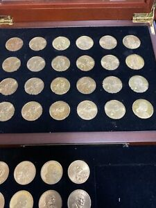 Uncirculated And Proof Sacagawea Dollars (2000-2012) In Special Case