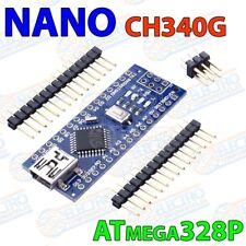 Clon NANO compatible 100% ATMega328P CH340G Arduino con pines - Arduino Electron