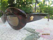 Versace Metal & Plastic Frame Vintage Sunglasses