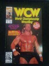 WCW #1, 30TH ANNIVERSARY (1962-1992), MARVEL COMICS