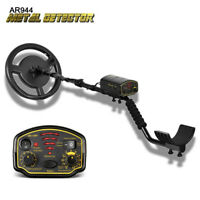 Metal Detector Waterproof Depth1.5m / 2.5m AR944 Scanner Finder Rechargeable