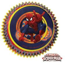 Spider-Man Ultimate Baking Cups 50 ct from Wilton #5072 - NEW