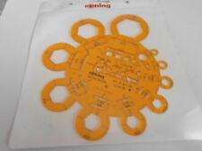 Rotring Schablone Abrundungs- und Mutternschablone Art.- Nr.842 685 OVP