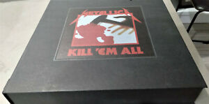 "METALLICA DELUX BOX SET ""KILL 'EM ALL"""