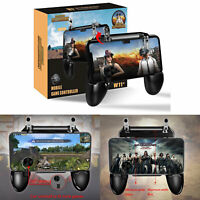W11+ Mobile Phone Game Controller PUBG Gamepad Joystick Wireless for iOS Android