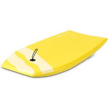 """Body Board 41"""" Lightweight Surfing Board W/Leash Ixpe Deck Eps Core Water Sport"""