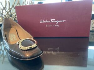 salvatore ferragamo womens shoes Taissa 8D