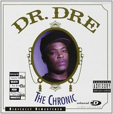DR. DRE CD - THE CHRONIC [EXPLICIT](2001) - NEW UNOPENED - RAP