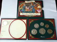 2000 Unc Ram Australian Baby Coin Mint Set