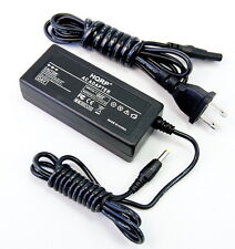 HQRP AC Adapter Power Cable Replacement for Olympus SP-310 SP-320 SP-350