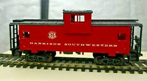 Cox Red Caboose Train Car HO Scale