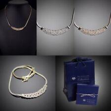 Natürliche Swarovski Modeschmuck-Halsketten & -Anhänger für Damen