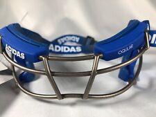 New Adidas Oqular Eqt Blue Lacrosse Field Hockey Women's Sports Goggles Bs4317