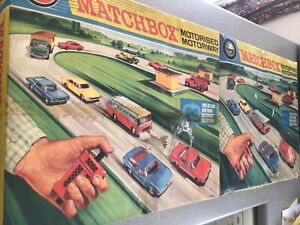 Matchbox Motorised Motorway M-1 2 x Sets.