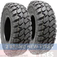 2 31x10.5R15 Budget 31x10.5 15 MT 31 10 50 15 4x4 Tyres x2 Mud Terrain 31105015