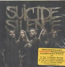 SUICIDE SILENCE S/T CD Europe Nuclear Blast 2017 9 Track Still Sealed (Ne38042)