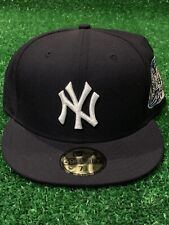 "New York Yankees ""Subway Series 2000"" New Era Fitted Hat Size 7 7/8"