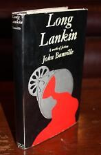 LONG LANKIN by JOHN BANVILLE **Signed** 1st UK Edition 1st Book