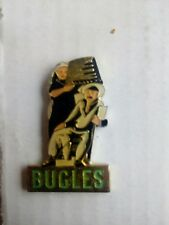 Pins pin's bugles
