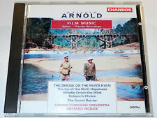 Malcolm Arnold FILM MUSIC Suites Premiere Recordings THE BRIDGE ON RIVER KWAI CD