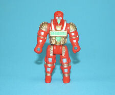 COMPUTER FORCE WARRIORS DEBUGG FIGURE 1989 MATTEL